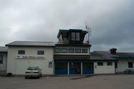 Vardø Airport, Svartnes