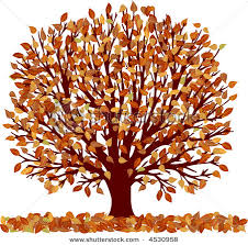 autumn tree clip art 4 450x446