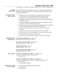 sample resume simple resume format for nursing resume format and resume maker resume format for nursing nursing job resume sample med surg nurse cover letter resume for sample
