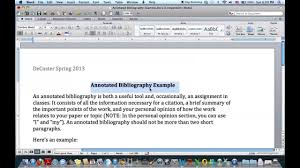 English     Creating an Annotated Bibliography Hudson Valley