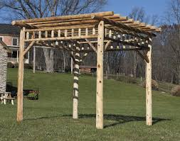 Custom Gazebo Kits by Patio Pergolas Pergola Kits Fifthroom
