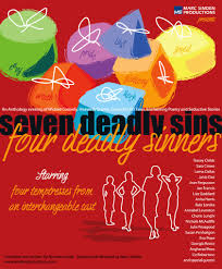 Seven Deadly Sins Four Deadly Sinners