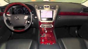 2007 lexus ls 460 interior 2012 lexus ls 460 comfort package in richmond virginia l140694a