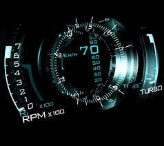 speedometer graphic wallpaper