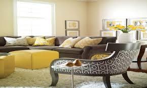 living room yellow gray white modern living room gray and yellow