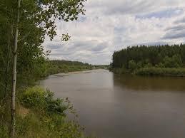 Bolshaya Kokshaga River