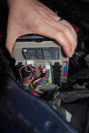 nissan titan ecm relay fuel pump fuel pump relay fuel pressure regulator ipdm