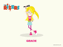 Meet Gracie from The Rizers