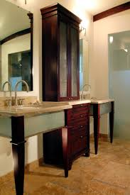 bathroom vanities for small bathroom 18 savvy bathroom vanity storage ideas hgtv