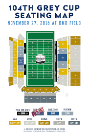 Map Pricing New Ticket Prices For The 104th Grey Cup Presented By Shaw