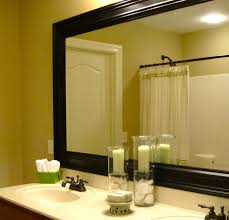 mirror framing kits at lowe u0027s tile framed mirrors frame ideas with