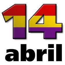 14 de Abril. Hoy es fiesta.