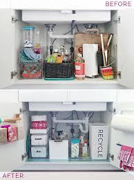 Best Kitchen Under The Sink Images On Pinterest Organized - Kitchen sink cupboards
