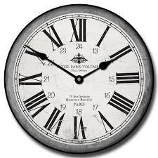hotel paris voltaire clock the big clock store