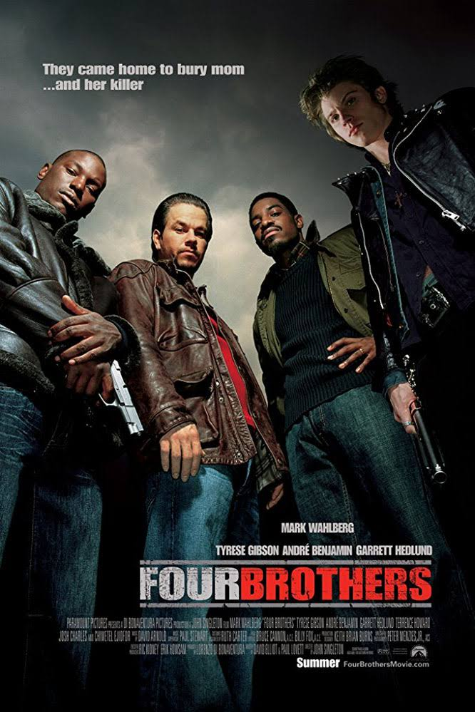 Four Brothers 2005 Full Movie Download BluRay 720p & 1080p