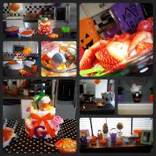 halloween baby shower hand eye mind mouth my halloween baby