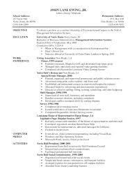 Computer Skills In Resume  resume template computer skills on     soymujer co
