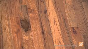 Floors And Decor Plano by Bruce Plano Marsh Solid Hardwood Flooring The Home Depot Youtube