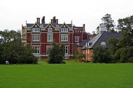 Wivenhoe House, Essex University