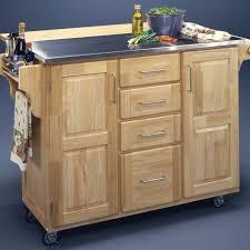 100 kitchen island steel stainless steel countertop brooks