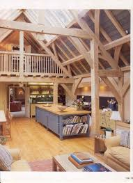 A Frame House Cost Eco Timber Frame Open Plan Timber Frame House Http Carpenteroak