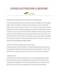 Email Cover Letter For Resume  business proposal format  cover     sample email for sending resume and cover letters   Template   what is cover letter and