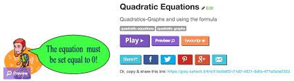 Cpm homework help quadratic equations and functions