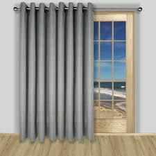 window treatment for glass door patio door curtains thecurtainshop com