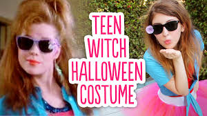 teen witch costume my halloween costume 2014 youtube