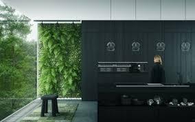 Garden Kitchen Design by 40 Beautiful Black U0026 White Kitchen Designs