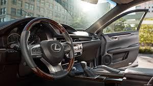 lexus hs interior 2018 lexus es luxury sedan lexus com