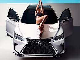 lexus harrier new model 2016 lexus rx stars in sports illustrated shoot with hailey
