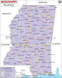 State Of Tennessee Map by Road Map