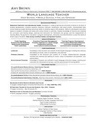 Resume Examples  Examples of Education on Resume  examples of     A  Resumes for Teachers
