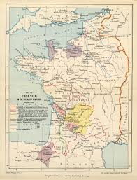 Map Of France And Spain by The Hundred Years U0027 War 1337 1453 100 Years U0027 War