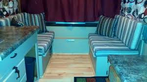 Pop Up Camper Interior Ideas by Interior Stunning Trailer Remodel Ideas Total Trailer Chic