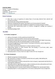 resume writing for experienced purchase resume format resume for your job application purchase executive resume samples