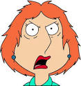 lois griffin no top