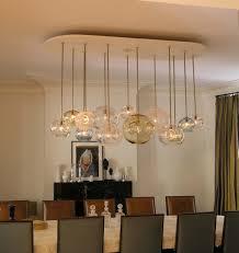 Dining Room  Rustic Rectangular Dining Room Light Fixtures - Pendant light for dining room