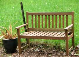 Wooden Bench Plans To Build by Wooden Outdoor Benches Plans Simple Home Decoration