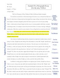 outline of argumentative essay sample   Google Search