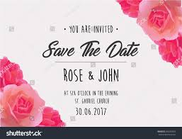 Sport Invitation Card Vector Watercolor Wedding Invitation Card Stock Vector 665303563