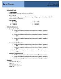 Postoperative Patients Resume Writing Template Free  Postoperative