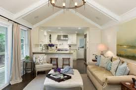 great 1 kitchen with living room on open plan kitchen designs open