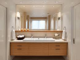 wide rectangular frameless mirror rectangular white porcelain