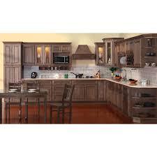 L Shaped Small Kitchen Designs Kitchen Small Kitchen Design With Red Brown L Shaped Kitchen