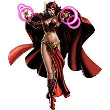 marvel scarlet witch costume image transian scarlet witch portrait art jpg marvel avengers
