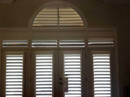 Transom Window Above Door Shutters Arched Transom Wood White Living Room Door Jpg