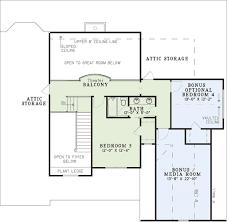 craftsman style house plan 4 beds 3 00 baths 2481 sq ft plan 17
