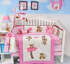 Monkey Crib Set Babies Baby Crib Sets